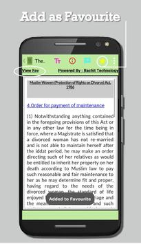 The Muslim Women Act 1986 screenshot 11