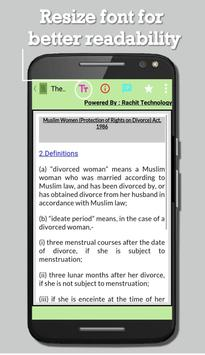 The Muslim Women Act 1986 screenshot 18