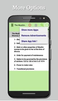 The Muslim Women Act 1986 screenshot 1