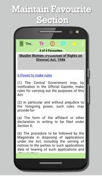 The Muslim Women Act 1986 screenshot 20