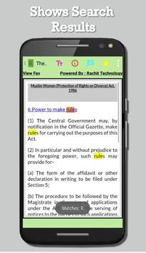 The Muslim Women Act 1986 screenshot 22