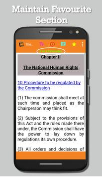 India - The Protection of Human Rights Act 1993 screenshot 4