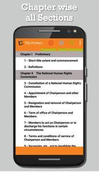 India - The Protection of Human Rights Act 1993 screenshot 1