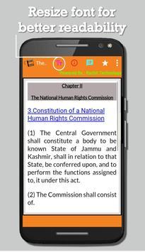 India - The Protection of Human Rights Act 1993 screenshot 2