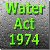 The Water Act 1974 icon