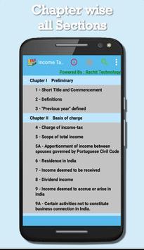 Income Tax Act 1961 screenshot 1