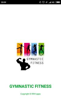 Gymnastic Fitness - Best 2017 poster
