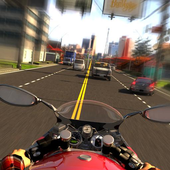 Highway Traffic Rider Free icon