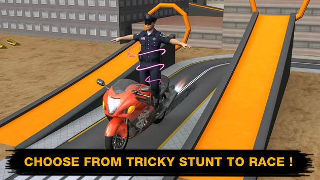 Racing Bike Stunt Simulator apk screenshot