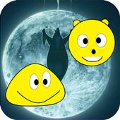 2D free bird escape icon