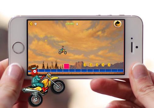 The Gabba Moto World screenshot 1