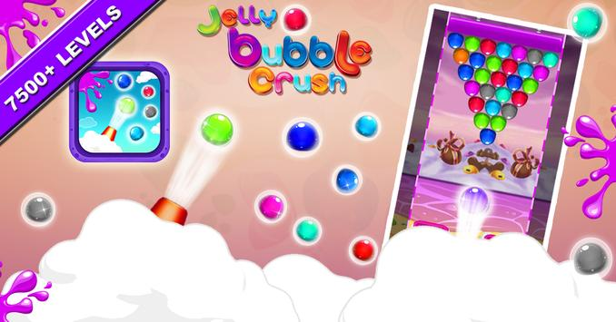 Jelly Bubble Crush screenshot 11