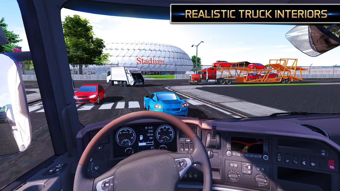 euro truck simulator 4 free download