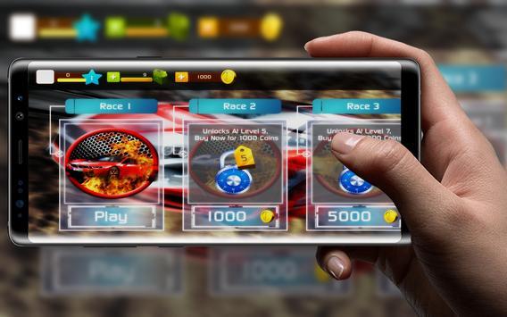 Racing Games: Endless Racing Crush screenshot 1