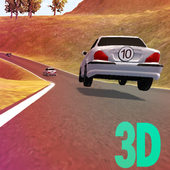 speed rally hill icon