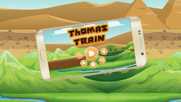 Train Thomas Friends Racing screenshot 1