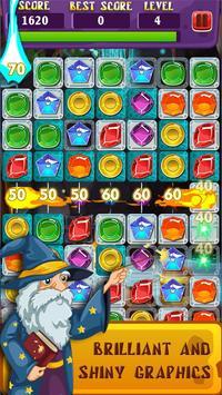 Magic Jewels: Match 3 Quest screenshot 4