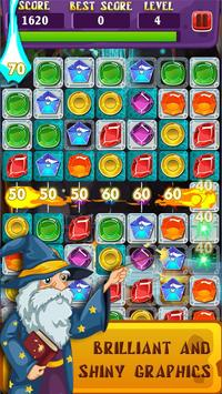 Magic Jewels: Match 3 Quest screenshot 8