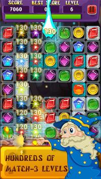 Magic Jewels: Match 3 Quest screenshot 9