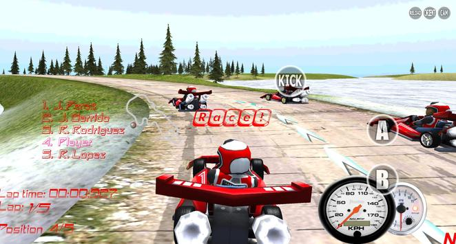 GoKart GT Turbo Rally for Android - APK Download