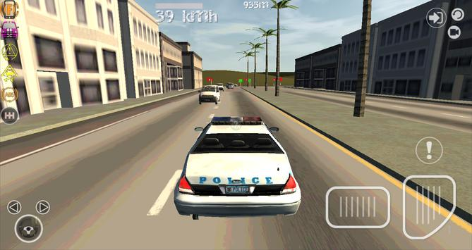 Theft and Police Game 3D screenshot 2