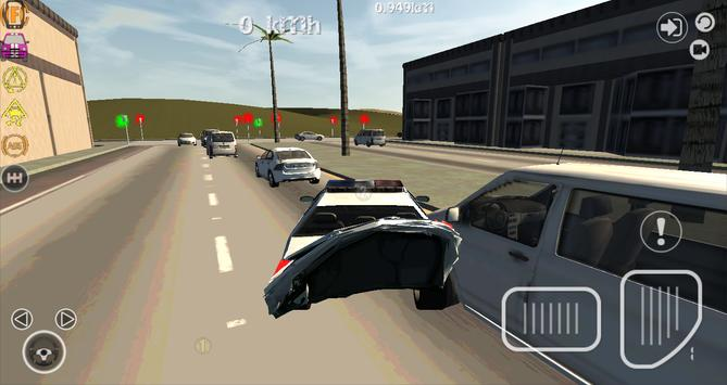 Theft and Police Game 3D screenshot 7