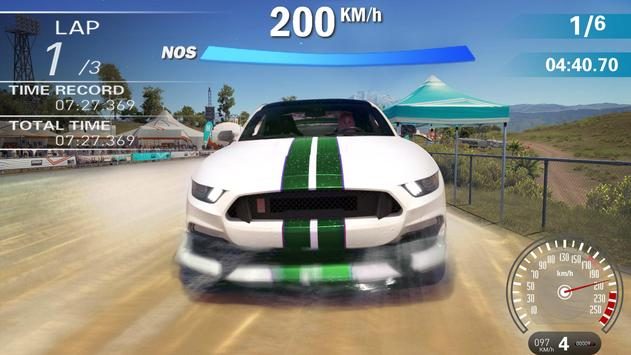 Carro de corrida louco 3D imagem de tela 9