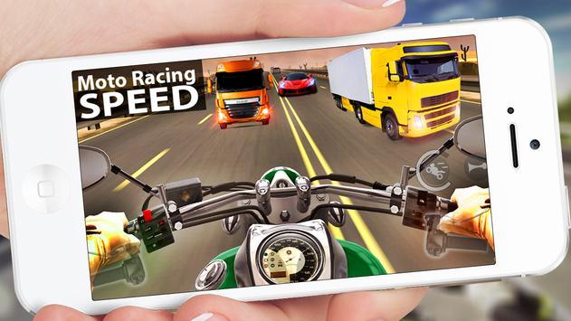 Road Rash Rio : Race the Traffic Moto Race poster