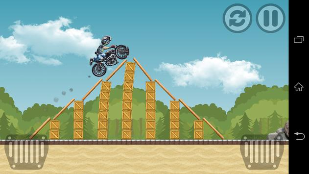 Crazy Stunt Racing Bike apk screenshot