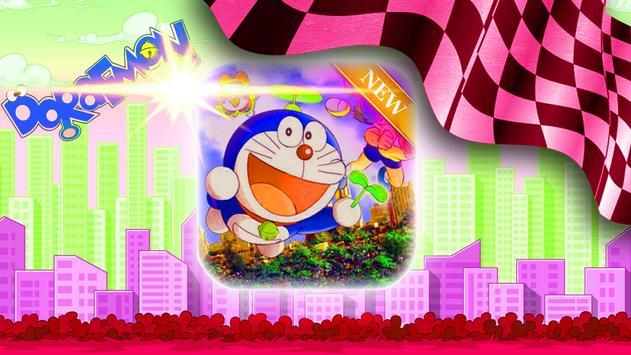 New doremon Racing adventure poster