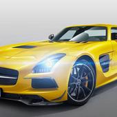 Real Endless Car Racing 2017 icon