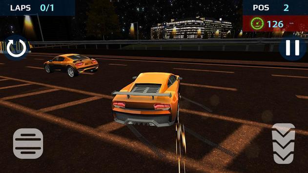 Real Endless Car Racing 2017 apk screenshot