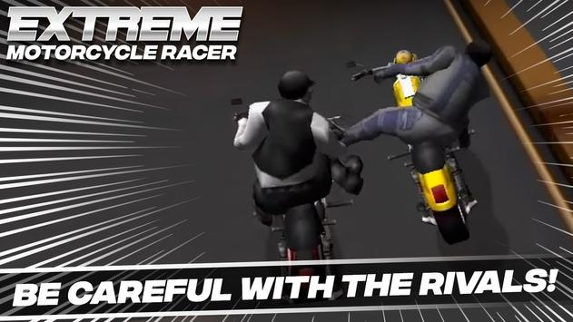 Extreme Motorcycle Racer screenshot 4