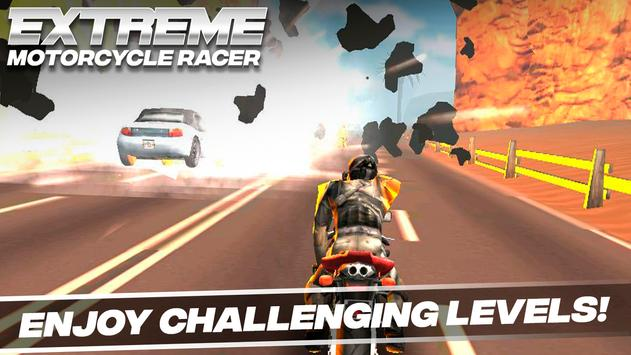 Extreme Motorcycle Racer screenshot 8