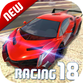 Extreme Car Driving Simulator 2019 icon