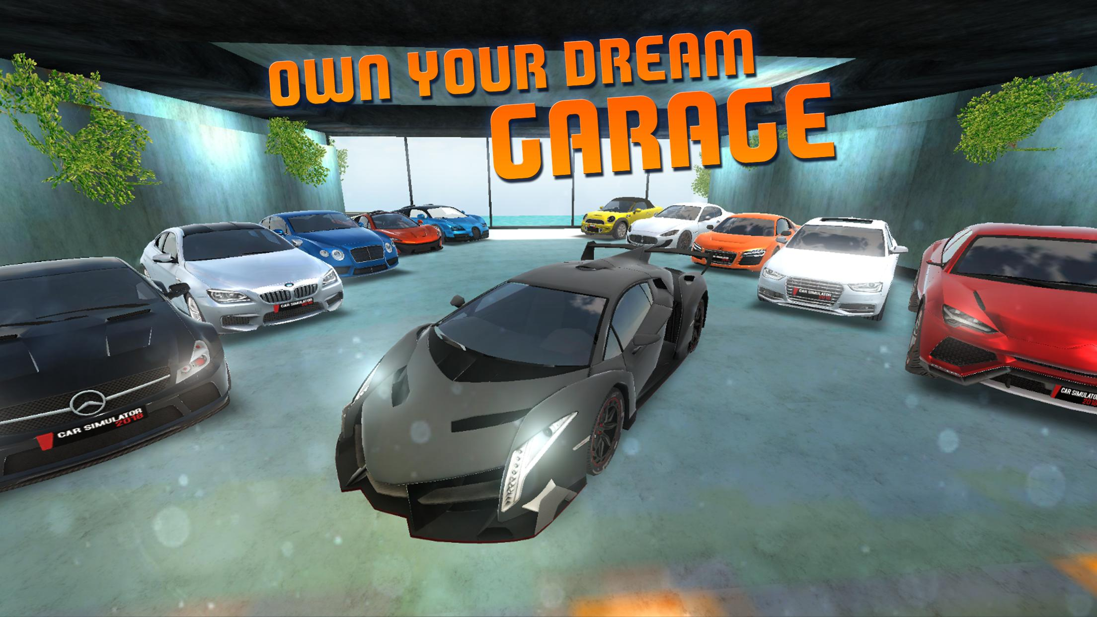 Extreme Car Driving Simulator 2019 The Cars Game For Android Apk