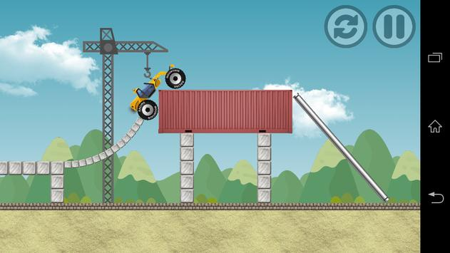Hill Climb Construction Race 2 apk screenshot