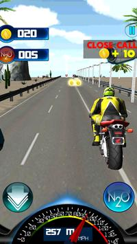 Racing in Bike 2017 apk screenshot