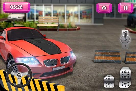 Luxury Car Parking screenshot 1