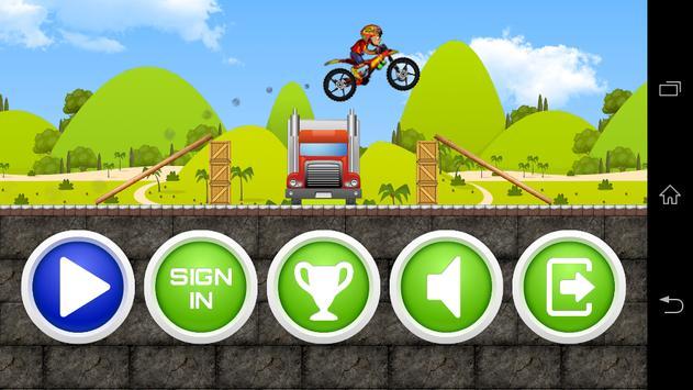 Moto Extreme Bike Rider 3D poster