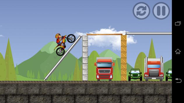 Moto Extreme Bike Rider 3D screenshot 1