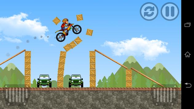 Moto Extreme Bike Rider 3D screenshot 2