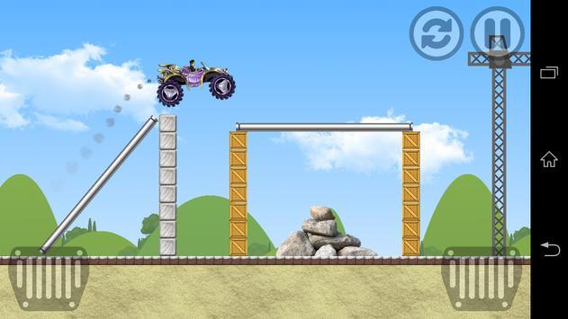 No Limit Monster Racing apk screenshot