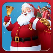 Santa Running 2016 icon