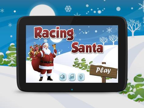 Santa Running 2016 apk screenshot