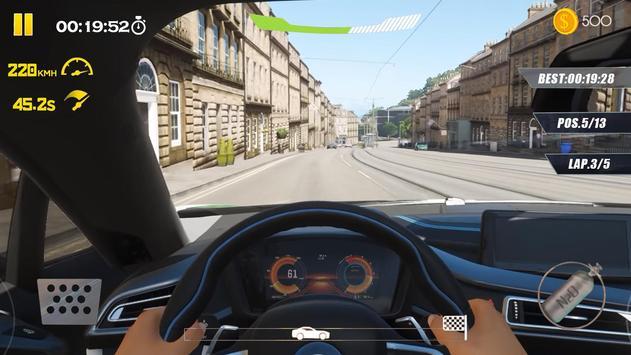 Real City Car Parking 2019 screenshot 1