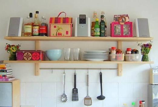 Hanging Dish Rack Design apk screenshot