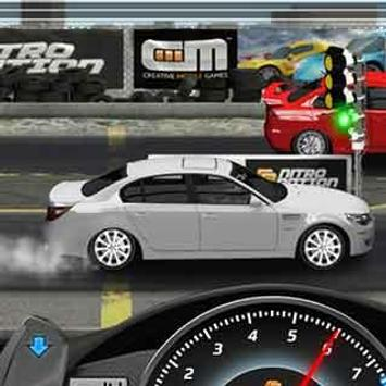 Guide for Drag Racing poster