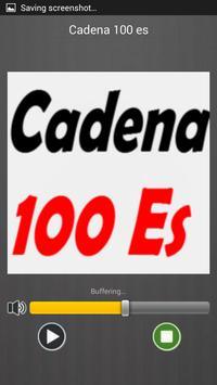 100 es FM Radio España Directo screenshot 1
