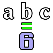 Word in Number icon